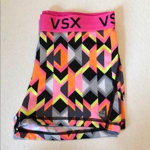 Victoria's Secret sport shorts multicolor size M